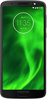 "Smartphone, Motorola, Moto G6, XT1925, 64 GB, 5.7"", Preto"