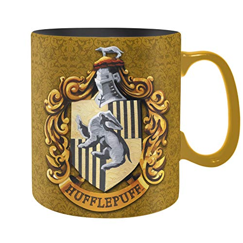 ABYstyle - Harry Potter - Tasse - 460 ml - Hufflepuff