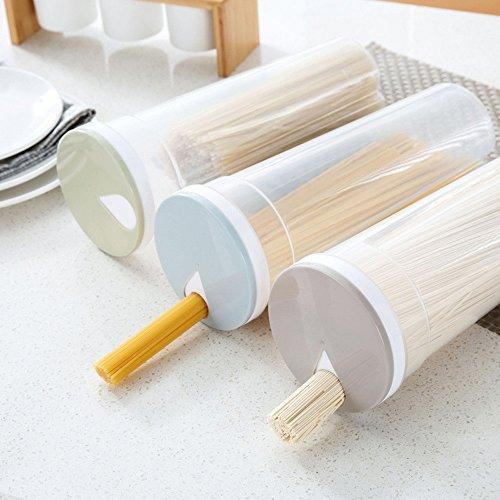 Nieuwe Multifunctionele Spaghetti Box 2 Pack Bestek Noodle Opbergdoos Chopsticks Boxen Hot Verkopen Voedsel Canister voor Keuken Containers