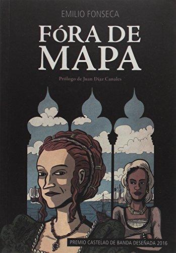 Fora de Mapa (Premio Castelao de Banda Deseñada 2016)