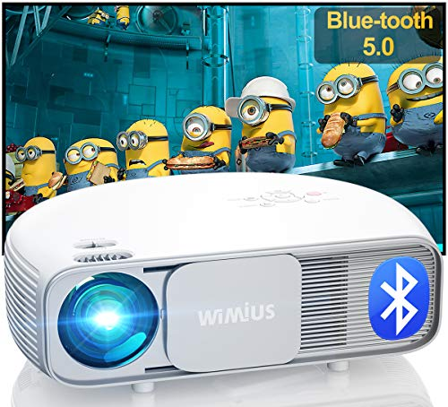Wimius S4 Projector