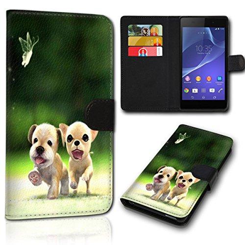 sw-mobile-shop Book Style Alcatel U5 (4G) 5044D Tasche Flip Brieftasche Handy Hülle Kartenfächer für Alcatel U5 (4G) 5044D - Design Flip SVH1163