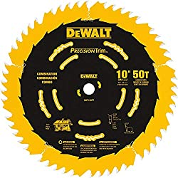 best 10 inch combination table saw blade