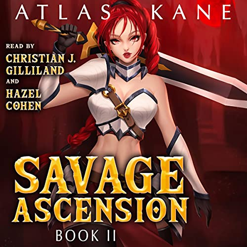 Savage Ascension: Arena Cultivation, Book 2 Audiobook By Atlas Kane cover art