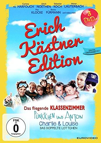 Erich Kästner Edition [3 DVDs]