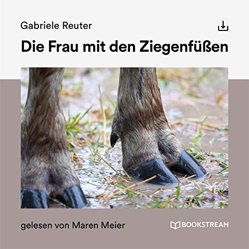 Die Frau mit den Ziegenfüßen Titelbild