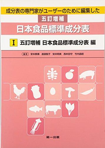 成分表の専門家がユーザーのために編集した五訂増補日本食品標準成分表〈1〉五訂増補日本食品標準成分表編の詳細を見る