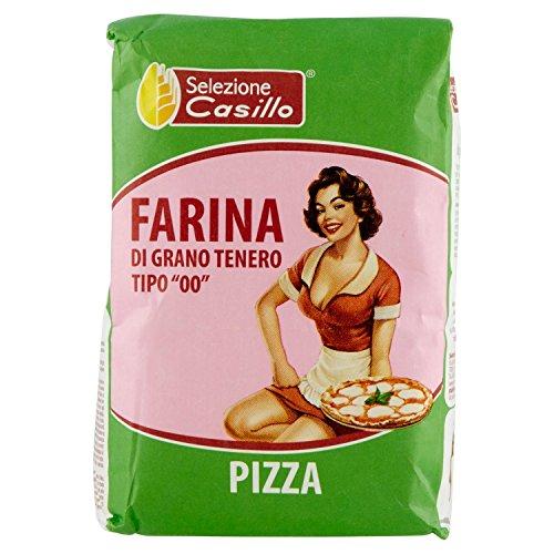 Selezione Casillo Farina per Pizza e Focacce - 1 kg