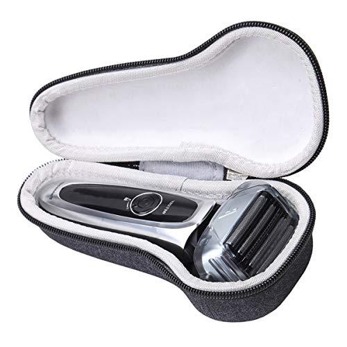Aproca Duro Viajes Funda Bolso Caso para Panasonic ES-LV65 LV67 LV97 LV95-s LV6Q LV9 Q Premium Afeitadora eléctrica (Black)