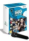 Let's Sing! 2014 + 1 Micro [Importación Francesa]