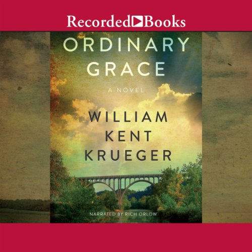 Ordinary Grace audiobook cover art
