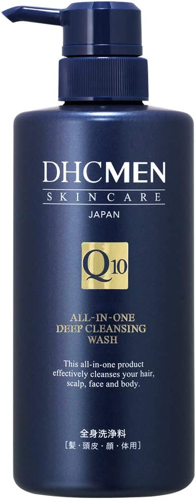 Japan Personal Care Max 43% OFF Selling rankings - DHC MEN Cleansin for Deep all-in-one men
