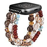 CAGOS Bracelet Compatible with Fitbit Versa 2...