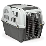 Skudo 5 Airline Approved Dog Carrier, Large, Grey
