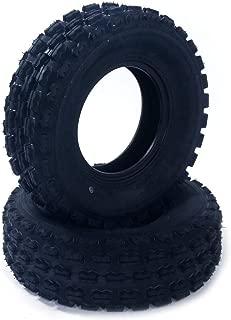2 ATV UTV Sport Quad Tires 22x7-10 Front left and right Tubeless Load Range: B 22x7x10 4PR P356 tires