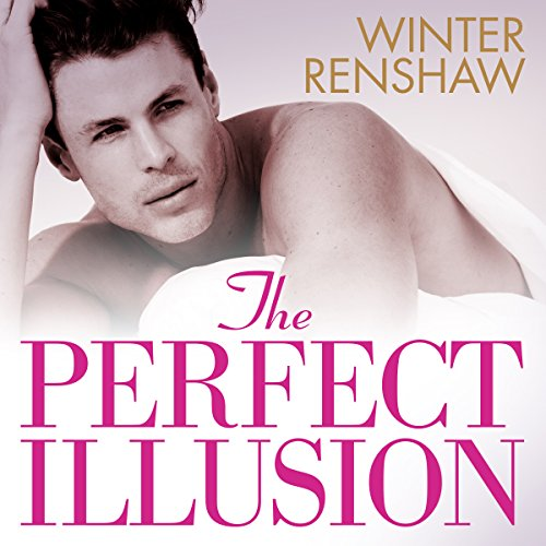 The Perfect Illusion audiobook cover art