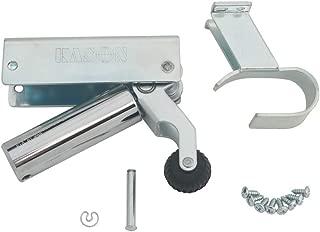 Kason 1092 Hydraulic Door Closer, 7/8 to 1 5/8 Inch Offset Hook, 11092000008