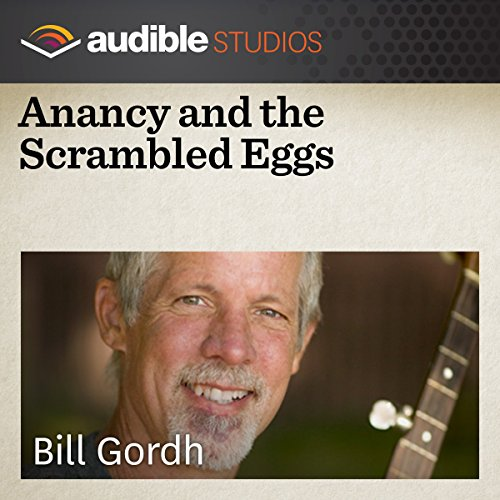 Anancy and the Scrambled Eggs cover art