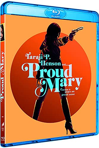 Proud Mary [Blu-Ray + Digital Ultraviolet]