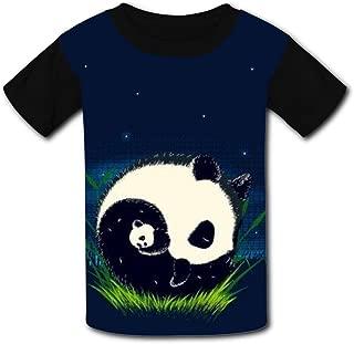 Most Popular Yinyang Panda Kids Tee T-Shirt 3D Prints Costume