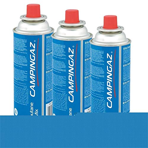 Campingaz Ventil-Gaskartusche CP 250-450ml Isobutane Mix (3er Pack)