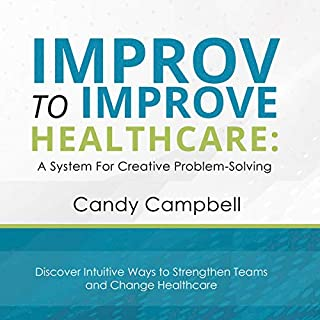 Improv to Improve Healthcare cover art