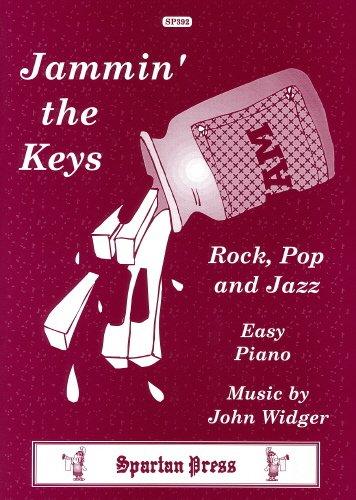 Jammin The Keys - Piano - Buch