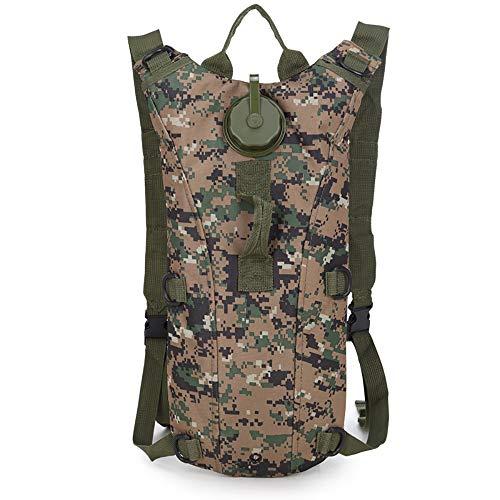 XIAOHE 3L outdoor militaire tactische waterdichte bult zak slaapzak airbag voor wandelen camping en wandelen fiets, joggen