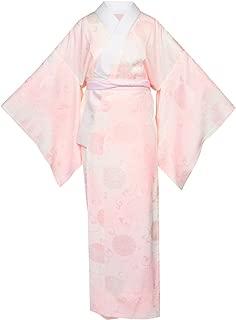 KYOETSU Women's Japanese Silk Kimono Underwear Nagajuban