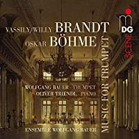 Music for Trumpet by Vassily Brandt (2009-10-13)