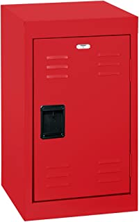Sandusky Lee Kids Locker, KDLB151524-01 1-Tier Steel Locker, 24