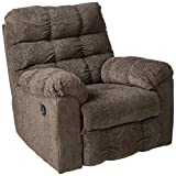 Signature Design by Ashley Acieona Swivel Rocker Recliner Slate