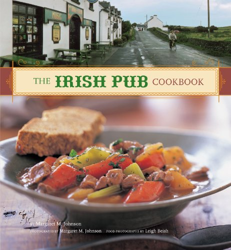 The Irish Pub Cookbook: (Irish Cookbook, Book on Food from Ireland, Pub Food from Ireland) (English Edition)