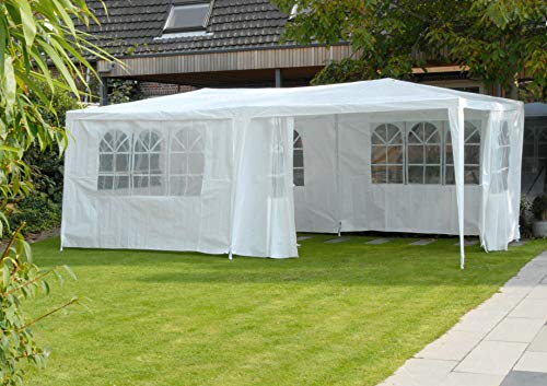 Lifetime Garden Gazebo Gartenpavillon, weiss