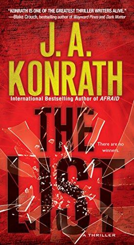 The List (The Konrath Dark Thriller Collective Book 1)