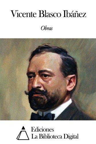 Obras de Vicente Blasco Ibáñez