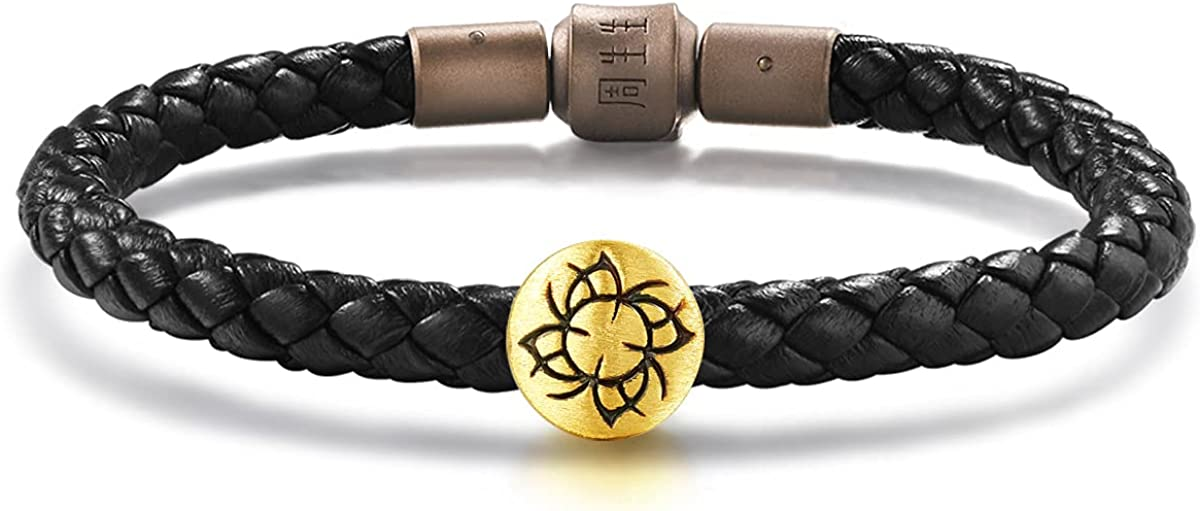 Chow Sang 999 24K Solid Gold 2021 spring and summer new Knots Power Charm Noir 1 year warranty Celtic
