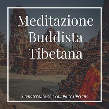 Meditazione Buddista Tibetana - Suonoterapia con campane tibetane