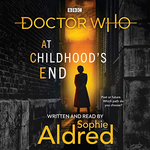 Couverture de Doctor Who: At Childhood's End