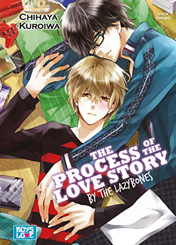 The process of the love story by the labyzones - Livre (Manga) - Yaoi