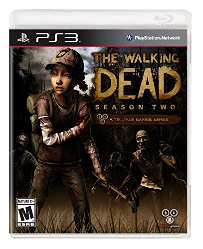 Telltale Games The Walking Dead - Juego (PS3, PlayStation 3, Aventura, M (Maduro))