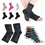 6 Pairs dr Sock Soothers Socks Anti Fatigue, Vita Wear...
