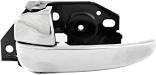 Interior Door Handle compatible with SONATA 02-05 Front OR Rear LH Inside All Chrome