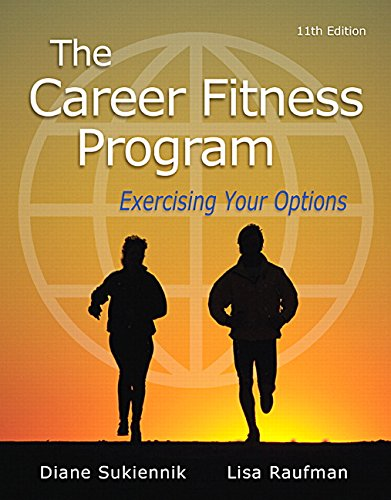 8nj Ebook The Career Fitness Program Exercising Your