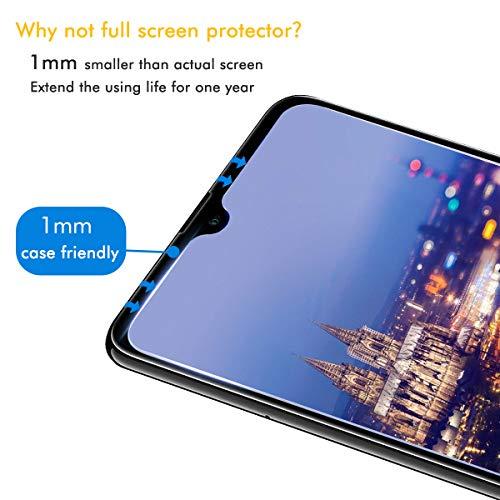 FUMUM Huawei Mate 20 Folie, Premium 9H HD Schutzfolie für Huawei Mate 20 (16,23cm) Schutzglas [Anti Fingerabdruck] Bubble-frei-2 Pack - 6