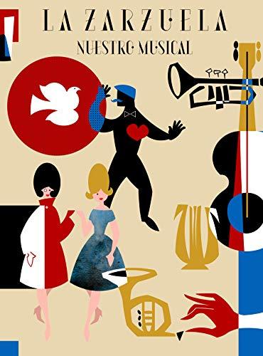 "La Zarzuela ""Nuestro Musical"" + Abanico Modelo 2 ed. limitada"
