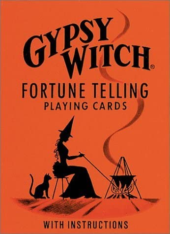 Gypsy Witch Fortune Telling Playing Cards by Lenormand Anne Marie 10 Aug 2014 Cards product image