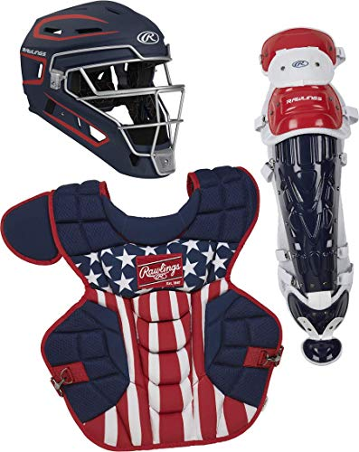 Rawlings Velo Series 2.0 Catchers Equipment Set (Ages 12 & Under)