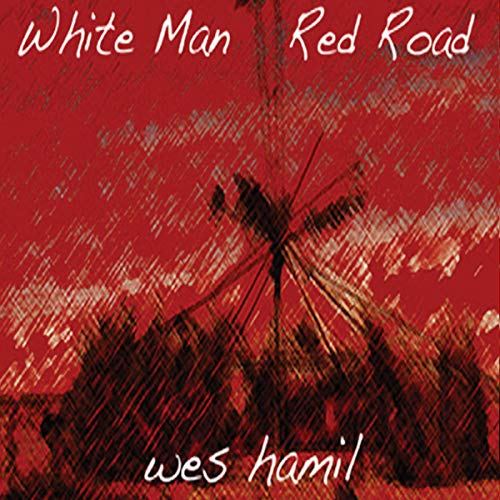 White Man Red Road audiobook cover art