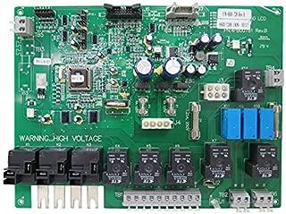Sundance Spas Jacuzzi Circuit Board 2 pump logic Part number 6600-728